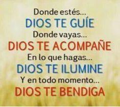 DIOS TE....