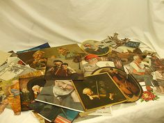 "VINTAGE CUTOUTS FOR CRAFTING, SCRAPBOOKING, OR ALTERED ART (STEAMPUNK):  PEOPLE, PLACES, & ANIMALS!    EXACT YEARS ARE UNKNOWN!    THE ""PINTEREST"" OF THE TURN OF THE LAST CENTURY!  A NICE VINTAGE COLLECTIBLE! NICE ART WORK COLLECTIBLE OR SOMETHING THAT CAN BE USED FOR DECOUPAGE, OR SCRAP-BOOKING!"