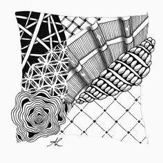 Heilzeichnen: Gewinnspiel Zentangle® Buch