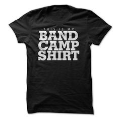 This Is My Band Camp Shirt - #easy gift #shirtless. LOWEST SHIPPING => https://www.sunfrog.com/Music/This-Is-My-Band-Camp-Shirt.html?id=60505