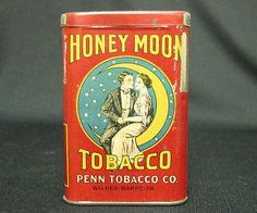 Honey Moon Tobacco - Two on the Moon