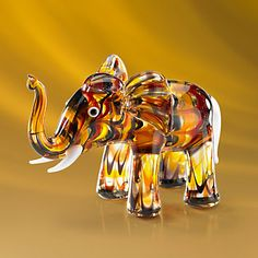 Amber the Little Elephant Figurine