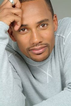 Hill Harper -Sigh...I love him! :-) wish he could just marry me