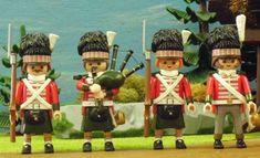 Royal Guards and Piper