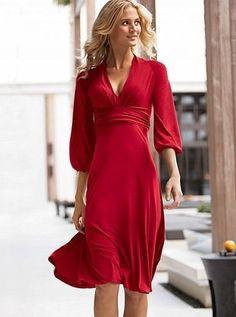 VICTORIA'S SECRET / Moda International red dress size S