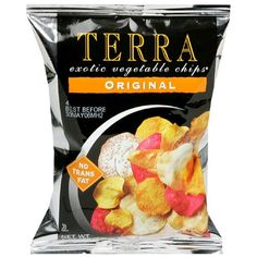 Terra Original Exotic Vegetable Chips, 1 Ounce Bags (Pack of 24) - http://goodvibeorganics.com/terra-original-exotic-vegetable-chips-1-ounce-bags-pack-of-24/
