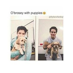 They just got 10x hotter with puppies!