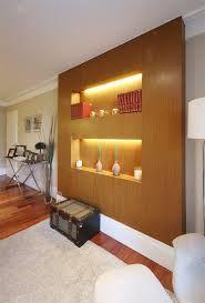 Resultat d'imatges de nichos modernos para salas