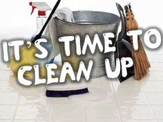 It's Time to Clean Up-   (transition song for the classroom)