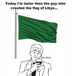 I'm really lazy!