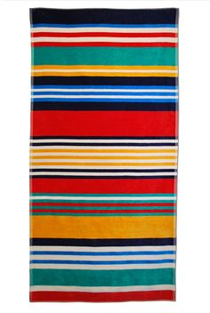 Cotton Beach Towel - Various Styles & Designs