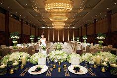 """BANQUET""""鳳"""" 南大阪一の天井高を誇る鳳の、豪華でラグジュアリーな空間は圧巻。 スターゲイトホテル関西エアポート セ・デパーチャーズ"""