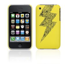 Lightening Bolt Phone Case