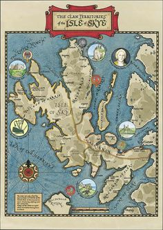 clans of the isle of skye - Google Search