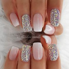 29 awesome and cute summer nails design ideas and pictures for 2019 - page 6 of 28 - daily wo . - 29 awesome and cute summer nails design ideas and pictures for 2019 – page 6 of 28 – daily wome - Cute Summer Nail Designs, Cute Summer Nails, Summer Design, Nail Summer, Spring Summer, Bright Summer Gel Nails, Summer Nail Colors, Acrylic Nail Designs For Summer, Summer Time