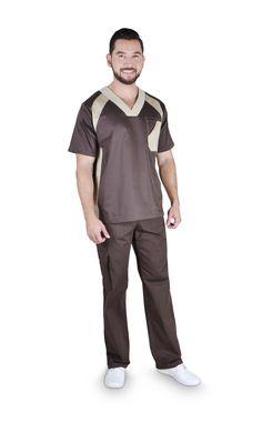 uniformes medicos - Buscar con Google Scrubs Uniform, Medical Scrubs, Filipina, Sewing Clothes, Normcore, Womens Fashion, Jackets, Nursing, Animal