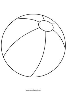 disegno di bambino sulla palla da colorare disegni da