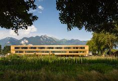 Bbk Architekten > School in Vouvry