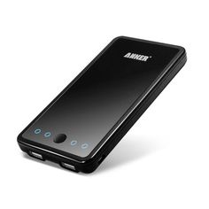Anker® Astro2 8400mAh External Battery Pack Portable Power Bank Charger with built-in Flashlight for Smart phones, Android phones, PSP, GoPro; iPad mini, iPhone 5 (Lightning Cable not Provided); iPhone 4S; Samsung Galaxy S4, S3, S2, Galaxy Series Smartphones; HTC One X / V / S, Sensation, EVO; Nokia Lumia 920 N9; Motorola Razr; Blackberry Z10; Sony Xperia Z [2 USB Output 5V 1A / 2A, Faster Charging] Anker http://www.amazon.com/dp/B0067TQQI8/ref=cm_sw_r_pi_dp_oJUVtb0Q73TF8BFM
