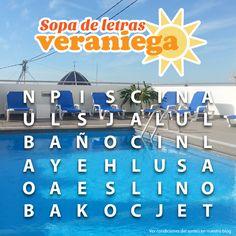 #SOPAdeLETRAS con #sorteo de estancia. Participa en www.facebook.com/centromar