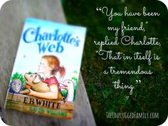 Fun and creative ideas to use when reading Charlotte's Web! Literary Study: Charlotte's Web