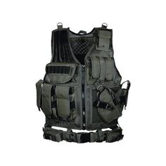 UTG 547  Tactical Vest - Black - Sportsman Central- Clothing/ApparelLeapers Inc.