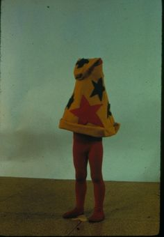Gallery of Cosplay from the 1970's - I think this one is supposed to be Mickey's hat?