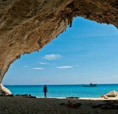 Cala Luna, Sardegna (Sardinia) Italy