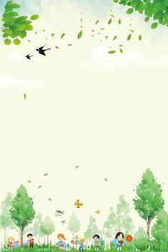 Children\'s cartoon fantasy poster background material Dream Background, Banner Background Images, Kids Background, Background Drawing, Cartoon Background, Background Vintage, Background Patterns, Cartoon Posters, Cartoon Kids