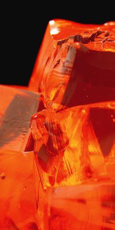 Orange | Arancio | Oranje | オレンジ | Colour | Texture | Style | Form | Fire Cubes
