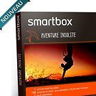 /** Priceshoppers.fr **/ *SMARTBOX AVENTURE INSOLITE  VALABLE 18 MOIS NEUF*