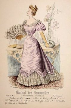 1893 Journal des Demoiselles