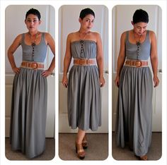 Maxi's are in! Check out these 10 Simple Sewing Tutorials at The Crafted Sparrow!