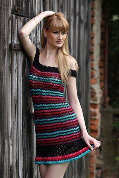 Ravelry: Crochet dress Magic Girl pattern by Fashion Martina