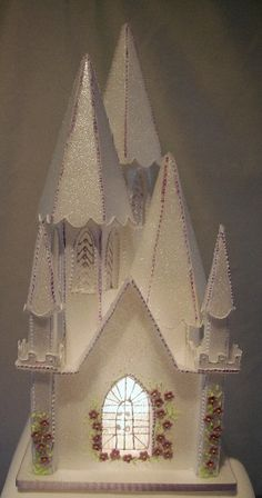 cathedral themed cakes | Illuminated Church