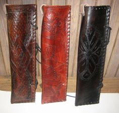 Mike Weatherly Bow Quiver from Gage's shop - $75