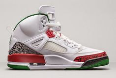 a4754310bf1f9f Jordan Spizike OG - combines elements from and 20 + on the heel features the  Spike Lee logo.