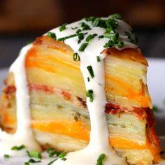 6 Fancy Potato Recipes by Tasty