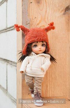 Осенняя прогулка / BJD - шарнирные куклы БЖД / Бэйбики. Куклы фото. Одежда для кукол