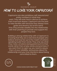 How to love your Capricorn #zodiacsignscompatibility #capricorncompatibility #capricorncouples #capricornlove #capricorn #zodiac #horoscope