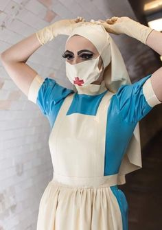 Nursing Clothes, Mistress, Pretty Outfits, Maid, Amazing Women, Halloween Face Makeup, Medical, Female, Sexy