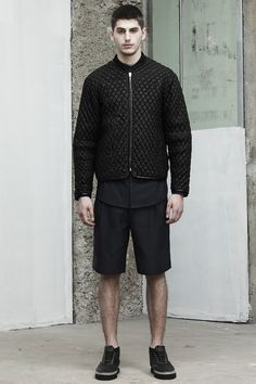 Alexander Wang Spring 2014 Menswear Collection Slideshow on Style.com