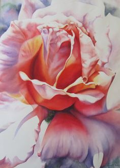 Donna K Read Watercolors | Florals
