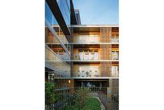 66 logements, Quartier Charolais Rotonde, Paris (12e) - D'architectures