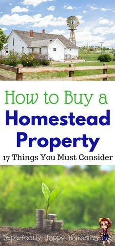 You Really Ready to Buy Your First Homestead 17 Things to Consider How to Buy a Homestead Property - 17 Things You Must ConsiderHow to Buy a Homestead Property - 17 Things You Must Consider Homestead Property, Homestead Farm, Homestead Survival, Survival Skills, Homestead Living, Homestead Layout, Survival Prepping, Emergency Preparedness, Survival Gear