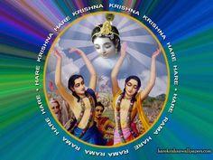 http://harekrishnawallpapers.com/chant-hare-krishna-mahamantra-artist-wallpaper-003/