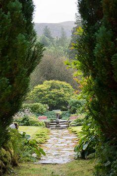 Attadale Gardens - Strathcarron, Scotland
