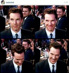 Gigglebatch cutiebatch #BenedictCumberbatch