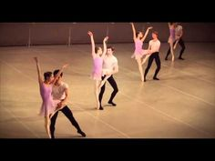 Pas de deux exam 2012 Bolshoi Ballet Academy... my absolute favorite ballet video on youtube. and that's saying a lot!! definitely worth watching the whole thing!!