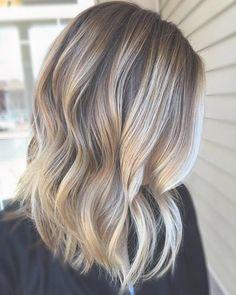 Ombre Colored Short Frisuren für den Sommer 2018-2019 | Sommer ... | Frauen Haare |